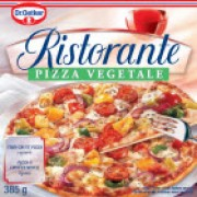 Pizza - Ristorante Thin Crust - Vegetable